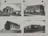 Early Pictures of Cardston, Alberta