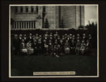 Cardston Temple Workers, 2 October 1927