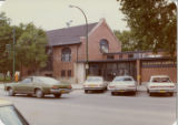 Carnegie Library, Southern Alberta Art Gallery, 601-3 Ave. S. (1922 & 1951) - southeast...