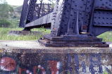 High Level Bridge Leg Baseplate