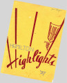 Hamilton Junior High School Highlights 1957