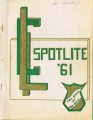 Lethbridge Collegiate Institute Spotlite 1961