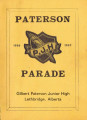 Gilbert Paterson Junior High School Parade 1957