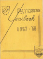 Gilbert Paterson Junior High School  Yearbook 1958