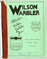 Wilson Junior High School Warbler 1955
