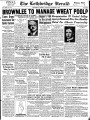 Lethbridge Herald (November 20, 1930)