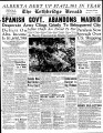 Lethbridge Herald (November 7, 1936)