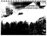 Castle Mountain Resort area structure plan
