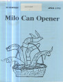 Milo Canopener (April 1, 1992)