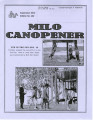 Milo Canopener (September 1, 2014)